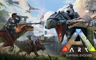 tải game ark survival evolved miễn phí