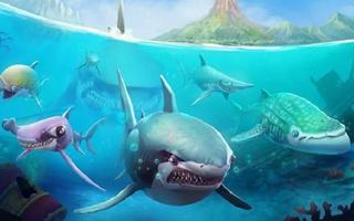 tải game cá mập ăn thịt người miễn phí