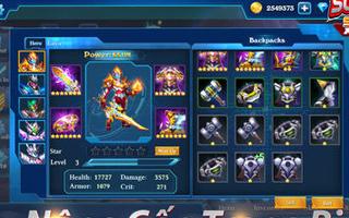 game siêu nhân thần kiếm